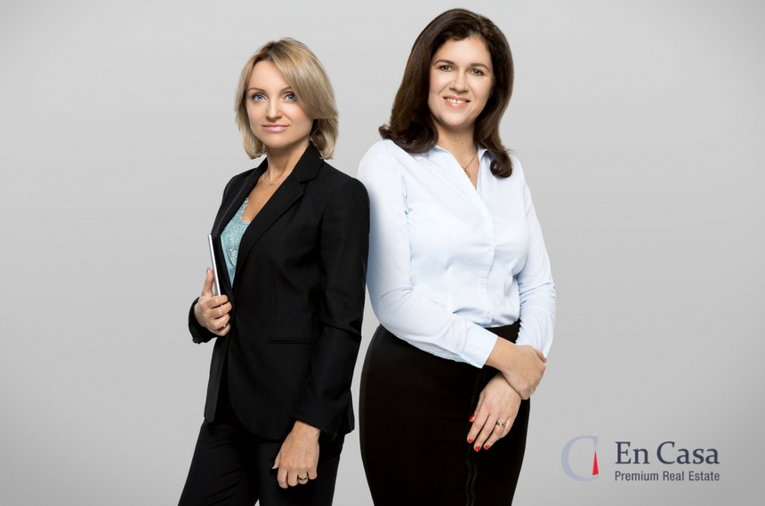 Karolina Tchorek, Renata Jaworska - Agenci nieruchomości